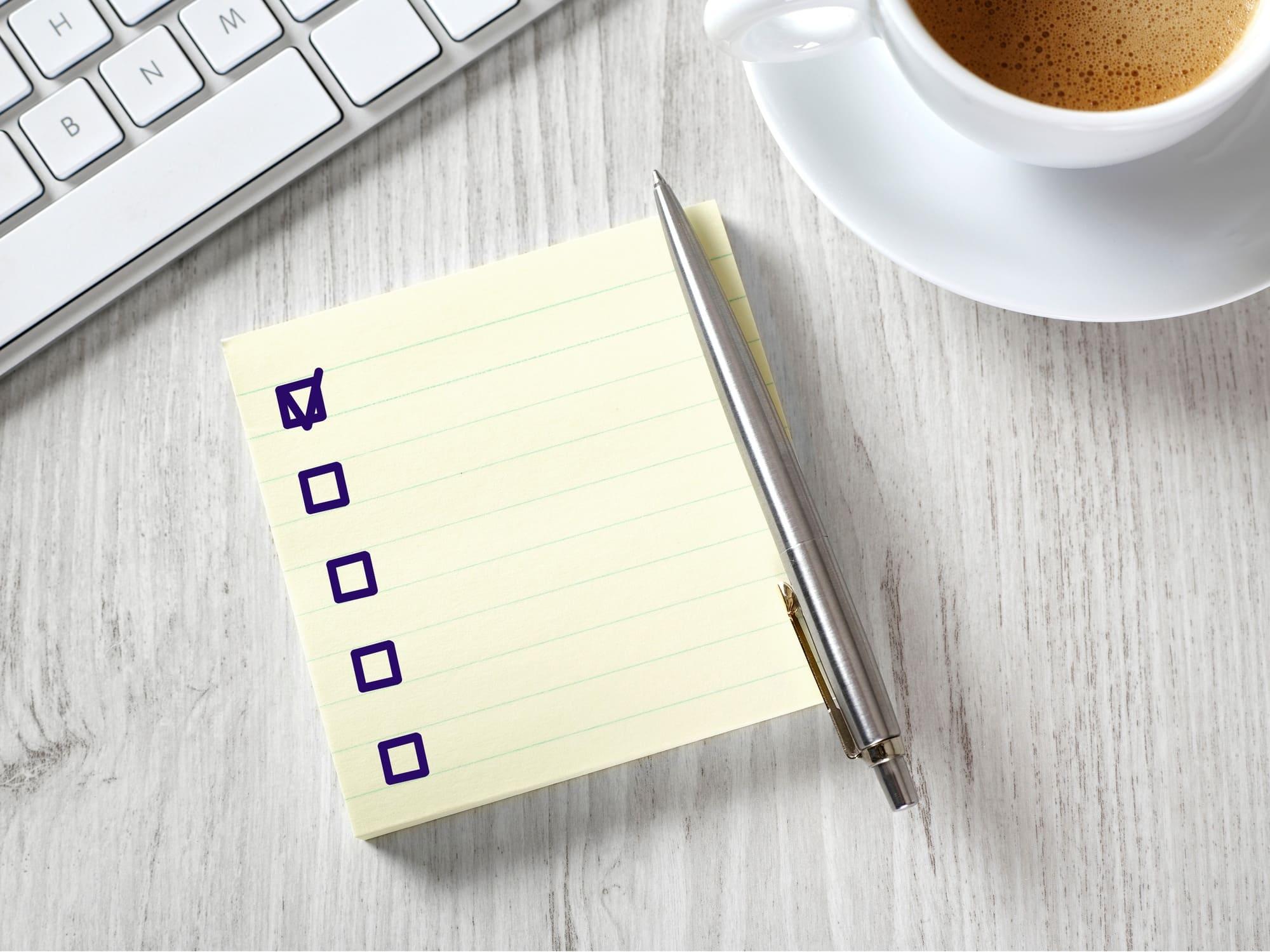 The Ultimate Startup KPI Checklist