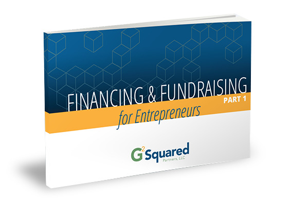eBook: Financing & Fundraising for Entrepreneurs — Part 1
